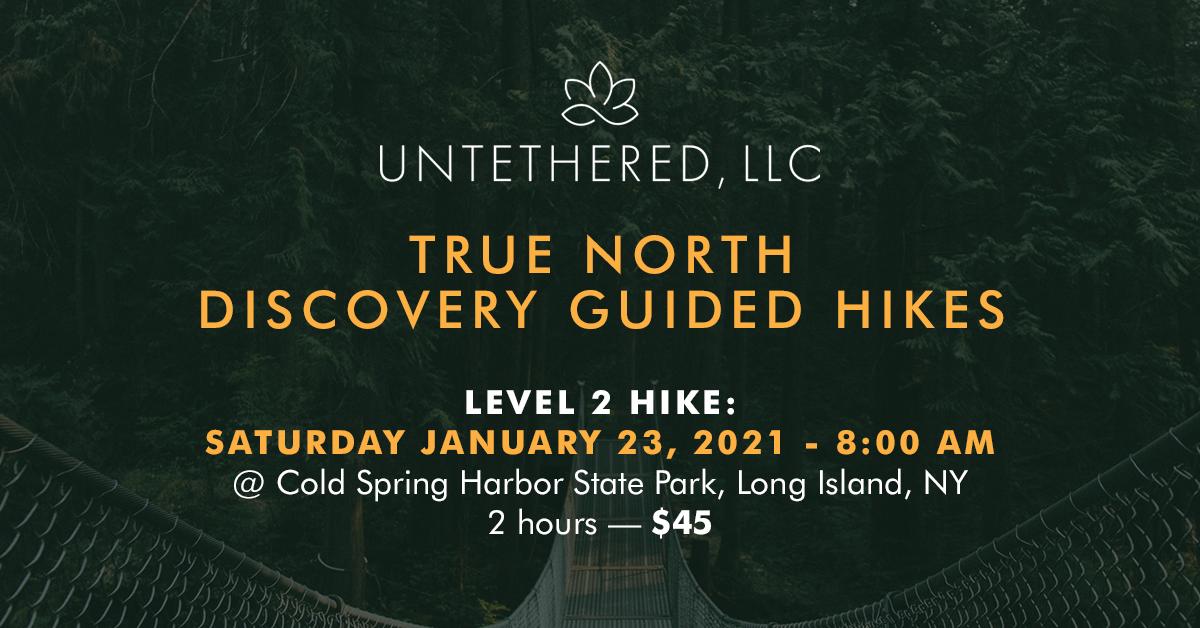 Level 2 Hike - 1/23