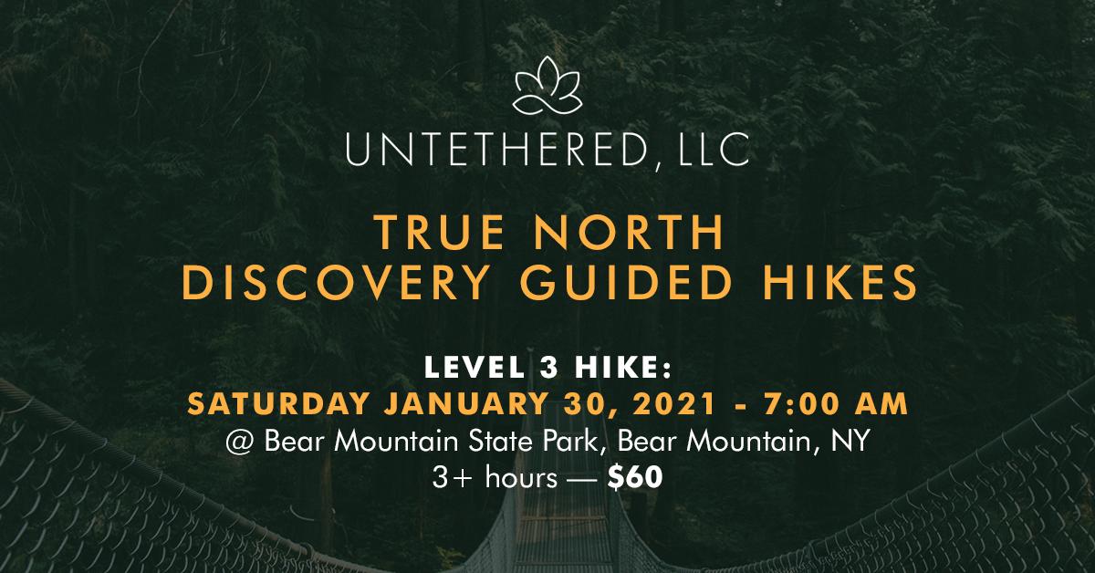 Level 3 Hike - 1/30